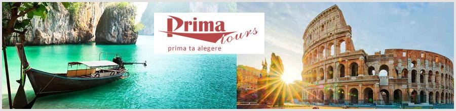 Prima Tours Logo