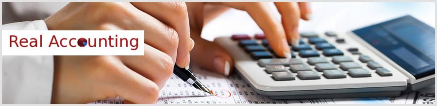 Real Accounting Logo