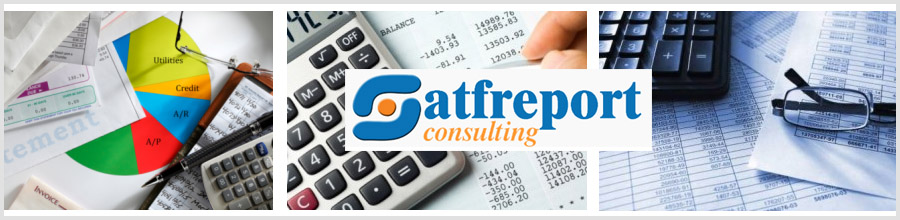 ATFREPORT CONSULTING Logo