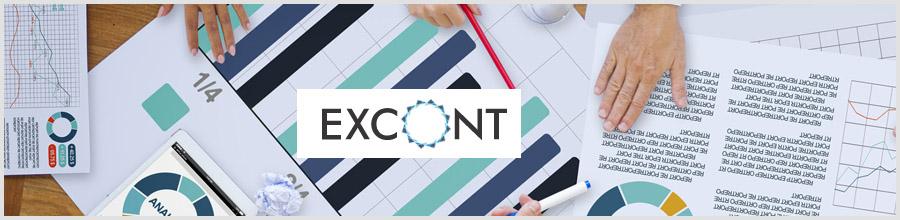 EXCONT Servicii de contabilitate Bucuresti Logo