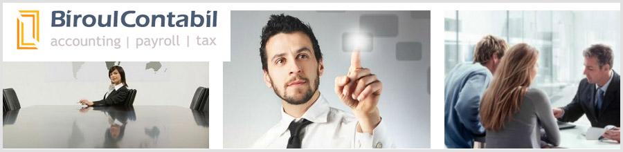 Biroul Contabil - Servicii de contabilitate si infiintari firme, Bucuresti Logo