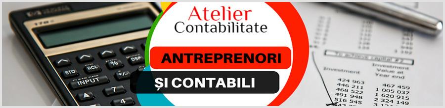 Atelier Contabilitate Oradea Logo