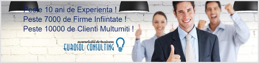 Eurosol Consulting - Infiintari Firme Logo