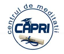Centrul de Meditatii Capri Bucuresti Logo