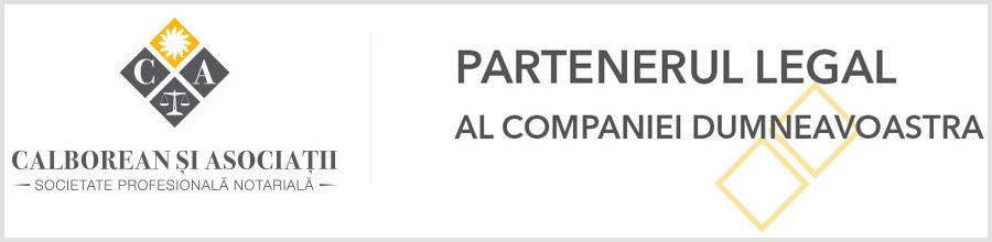 Societate profesionala notariala CALBOREAN SI ASOCIATII Logo