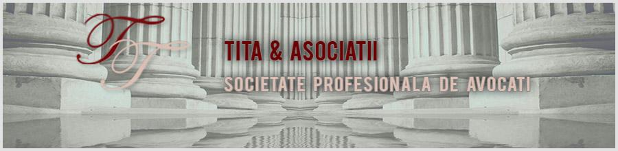 Cabinet de Avocatura TITA & ASOCIATII - Bucuresti Logo