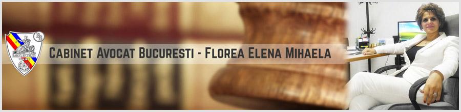 Cabinet Avocat FLOREA ELENA MIHAELA Logo