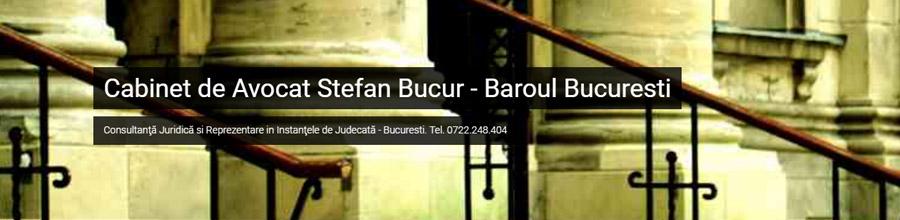 Cabinet Avocat Stefan Bucur Logo