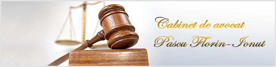 Casa de avocatura Pascu si Asociatii Logo