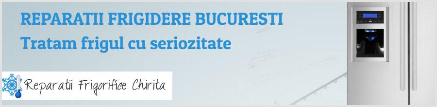 Reparatii Frigorifice Chirita Bucuresti Logo