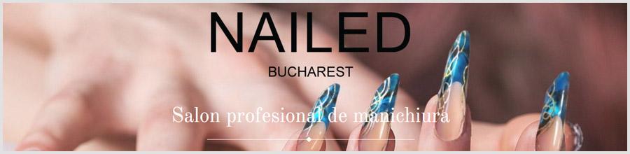 NAILED Salon profesional de manichiura Logo