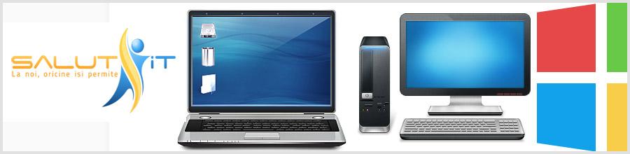 Salut-IT Reparatii calculatoare Bucuresti Logo