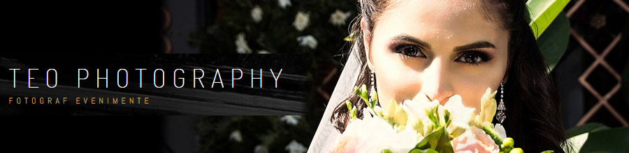 TEO PHOTOGRAPHY Logo