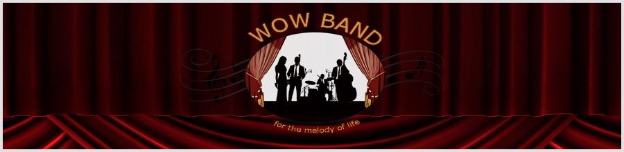 Formatia Wow Band Logo