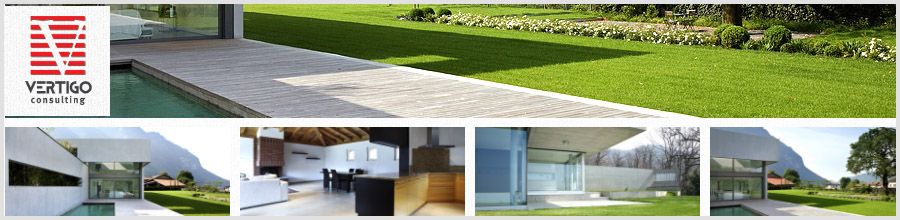 VERTIGO CONSULTING - Arhitectura, urbanism, avize Logo