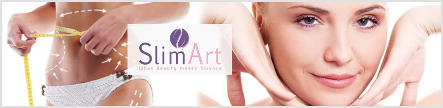 Clinica SlimArt Tratamente de infrumusetare Logo