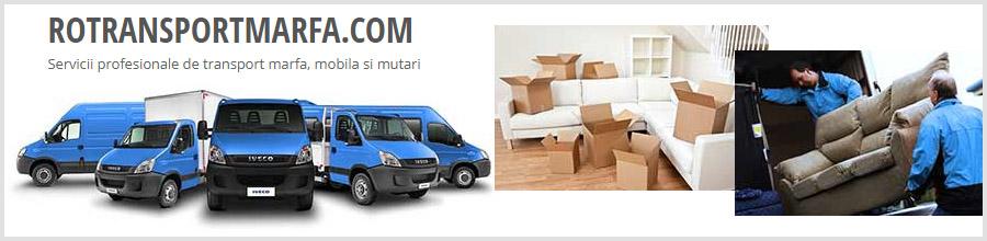 Rotransportmarfa.com - mutari si transport marfa Bucuresti Logo