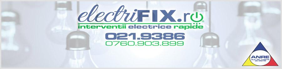 Host Engineering Bucuresti - Interventii electrice rapide / ElectriFix.ro Logo
