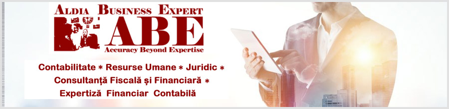 Cristina Aldia, Cabinet Expert Contabil Bucuresti Logo