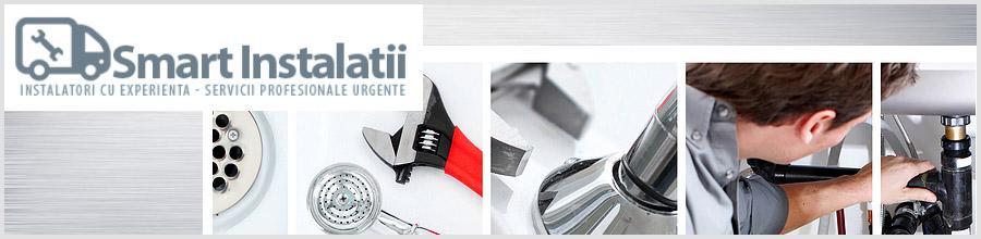 Smart Plumbing, Bucuresti - Montare si service instalatii termice Logo