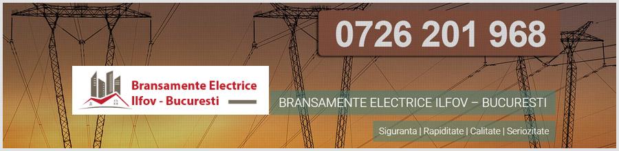 Electric Competence Bransamente electrice Ilfov, Bucuresti Logo