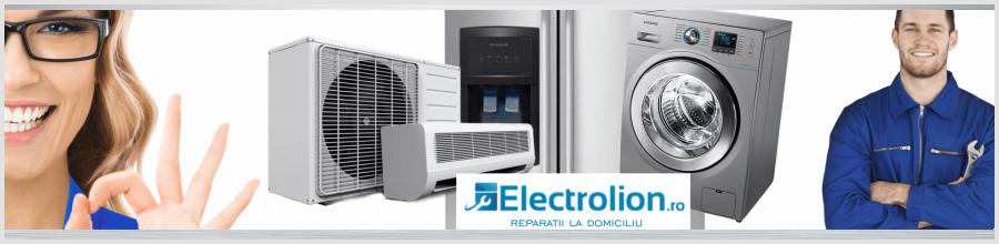 Electrolion - Reparatii frigidere la domiciliu Logo