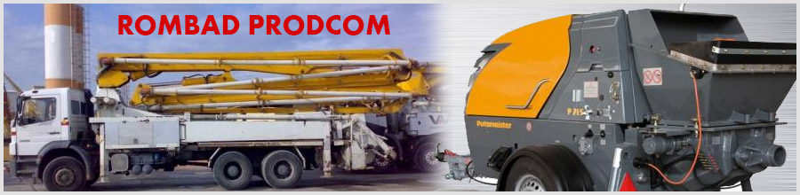 ROMBAD PRODCOM Logo