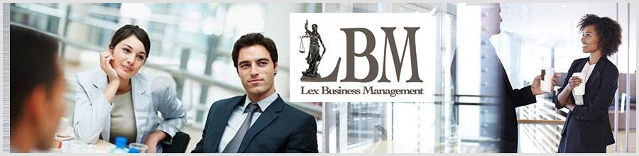 Lex Business Management Accesare Fondurilor Europene Logo