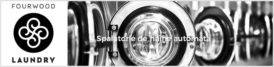 FOURWOOD LAUNDRY - Spalatorie de haine automata Logo
