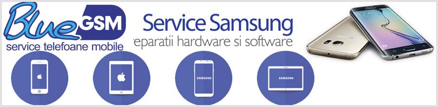 BlueGSM Reparatii telefoane mobile Bucuresti Logo