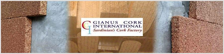 Gianus Cork - Izolarea fonica si termica cu pluta naturala Logo