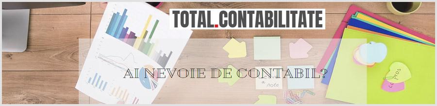 Total Contabilitate - servicii contabilitate, resurse umane Bucuresti Logo