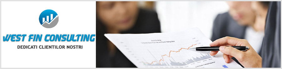 West Fin Consulting - contabilitate, consultanta fiscala Bucuresti Logo