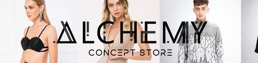 Alchemy Concept Store - Magazin online imbracaminte, Bucuresti Logo