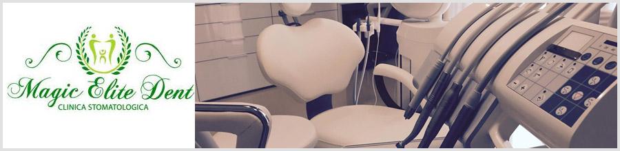 Magic Elite Dent-clinica stomatologica-Bucuresti Logo