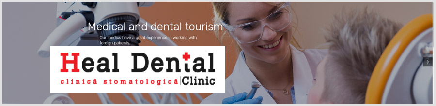 HealDental Clinic Logo