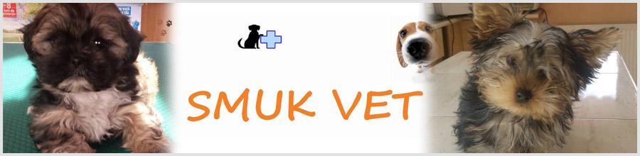 Cabinet Veterinar SMUK VET Logo