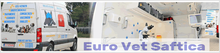 Euro Vet Saftica Logo