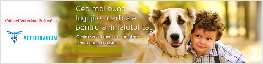 Veterinarium Buftea Logo