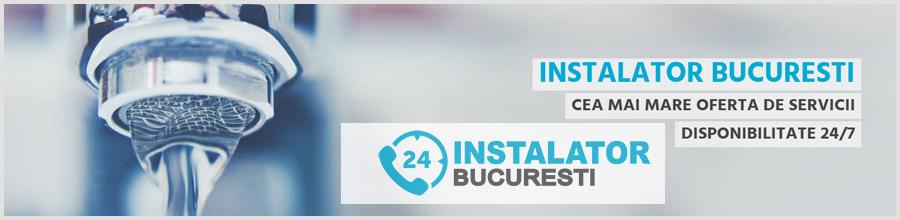 Aqua Plumbing Instalator Bucuresti Non Stop Logo