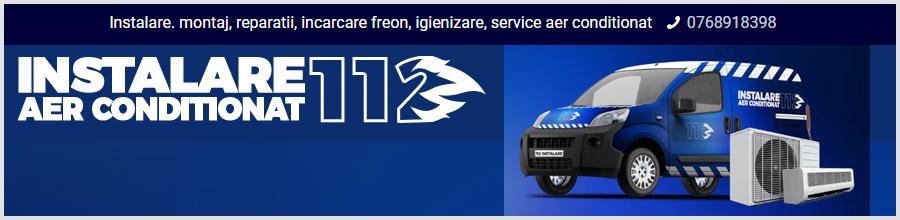 Clima Total Home Instalare Aer Conditionat 112 Bucuresti Logo