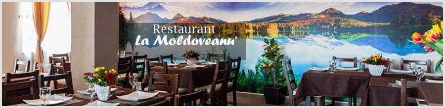 La Moldoveanu' Restaurant - Bucuresti Logo