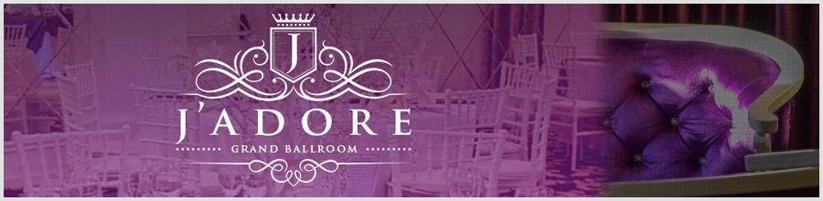 J'adore Grand Ballroom Logo