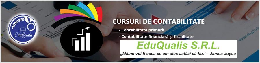 EduQualis cursuri Contabilitate si Resurse Umane Logo