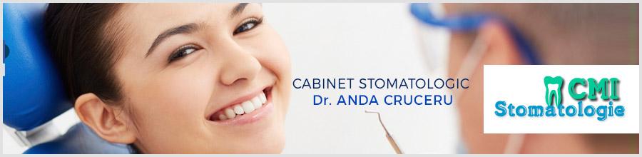 CABINET STOMATOLOGIC Dr. ANDA CRUCERU Logo