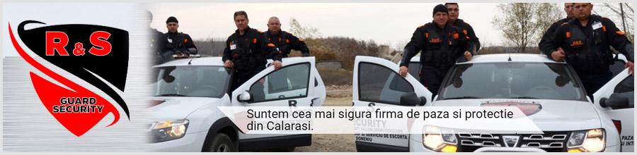 R&S GUARD SECURITY servicii paza si protectie Calarasi Logo