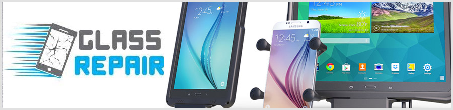 Glass Repair - Schimbari display-uri smartphone-uri, tablete, laptopuri Bucuresti Logo