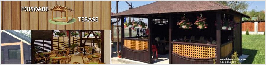 Foisoare Art Design - Foisoare,terase, pergole din lemn Logo