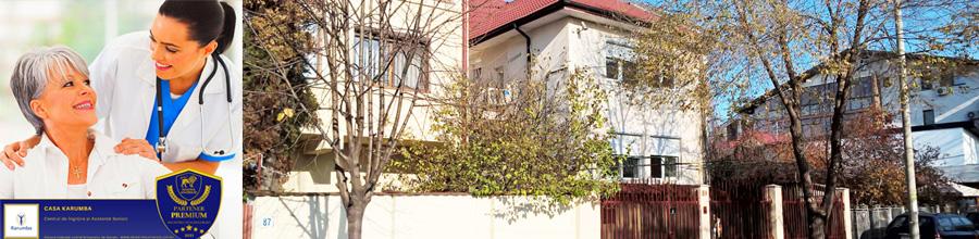 Karumba - Centru de ingrijire si suport pentru persoane varstnice Bucuresti Logo