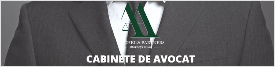 CABINET DE AVOCAT ADRIAN ANGHEL Ploiesti Logo